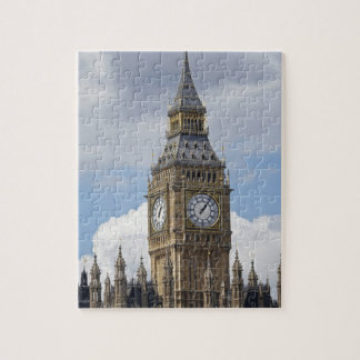 Big Ben and Houses of Parliament, London, Jigsaw Puzzle