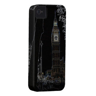 Big Ben Glows Blackberry Bold Cover