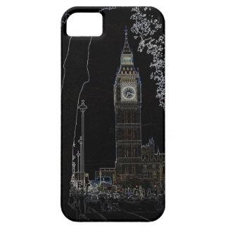 Big Ben Glows iPhone 5 Cases