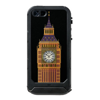 Big Ben iPhone SE/5/5S Inc. Atlas ID Case