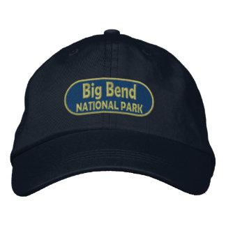 Big Bend National Park Embroidered Hats