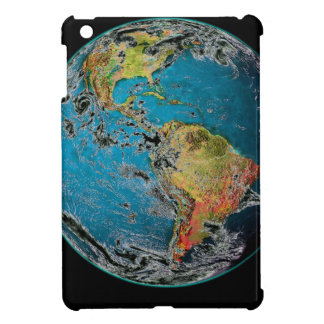 BIG BLUE MARBLE -- THE EARTH iPad MINI CASE