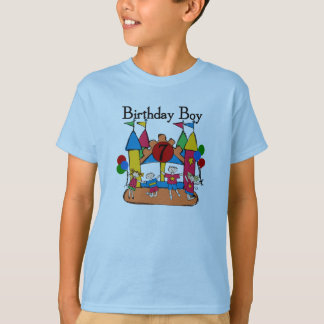 Big Bounce Boy 7th Birthday Tshirts and Gifts