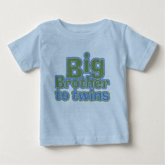 Big Bro - Twins Baby T-Shirt