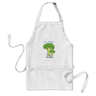 Big Brother - Broccoli Standard Apron