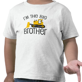 Big Brother Construction Front Loader Tees
