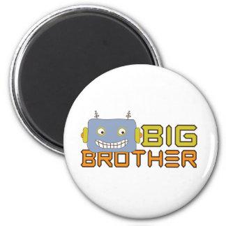 Big Brother Cool Robot Magnet