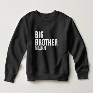 Big Brother Custom Toddler Sweatshirt