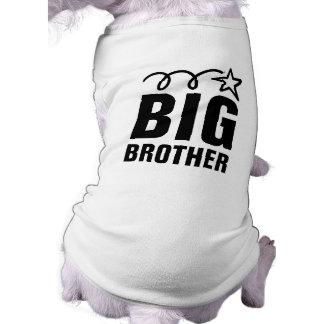 Big Brother Dog Shirt | Cute pet clothing