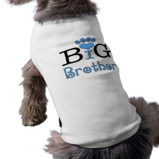 Big Brother - Dog T-shirt