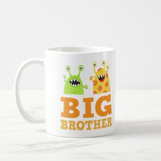 Big brother funny monsters cup