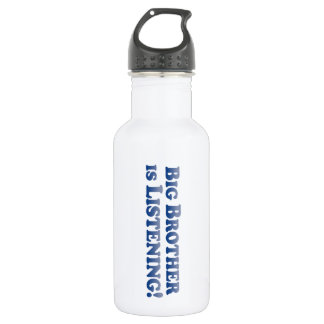 Big Brother Is Listening - Mult-Products 532 Ml Water Bottle