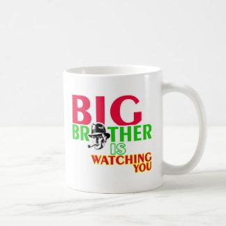 Big Brother Is Watching Coffee Mug
