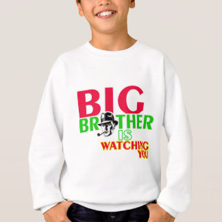 Big Brother Is Watching Sweatshirt