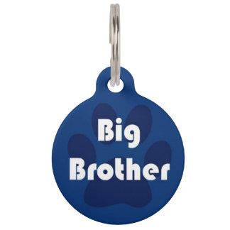 Big Brother Pet ID Tag