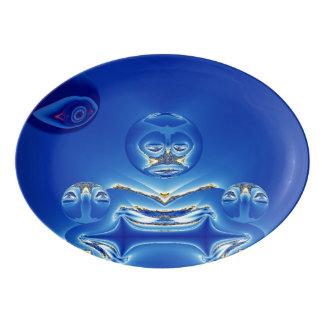 Big Brother Porcelain Serving Platter