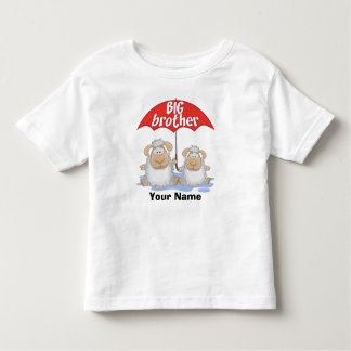 Big Brother Sheep Toddler T-Shirt