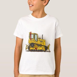 Big Bulldozer Dozer Kids T-Shirt