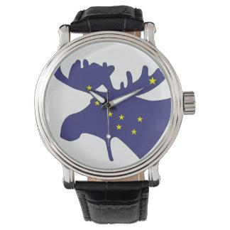 Big Dipper Moose Watch