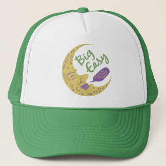 Big Easy Crescent Trucker Hat