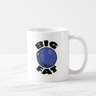 Big Fat Blueberry Media Schwag Coffee Mug