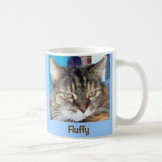 Big Fat Petey and Fluffy Mug