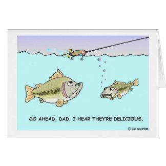 Funny fishing birthday cards invitations photocards more for Fishing birthday cards