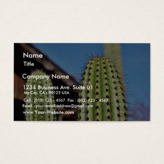 Big Green Cactus Business Card