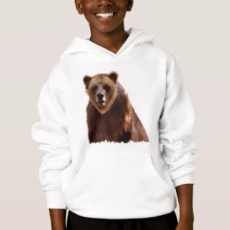 Big Grizzly Bear Wildlife Art Gift