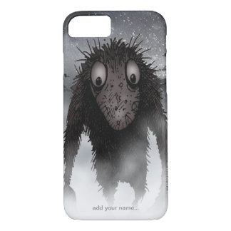 Big Hairy Monster Troll iPhone 8/7 Case