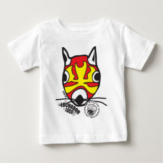 Big Head Paco from Mexican Wrestling Squirrels Infant T-Shirt