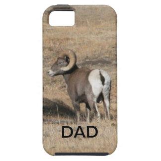 Big Horn Ram Dad Tough iPhone 5 Case