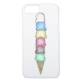 Big Ice Cream Cone Phone Case