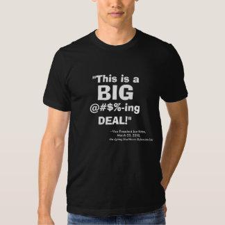 BIG @#$%-ingDEAL - dark tees