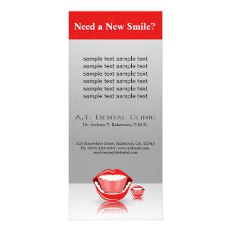 Big Mouth Dentist Dentistry Dental Rack Cards