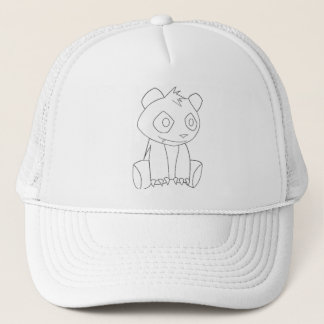 Big Panda Ghost Hat