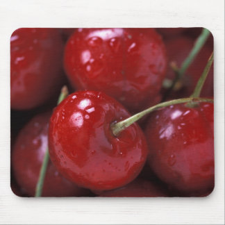 Big Red Cherries Mouse Pad