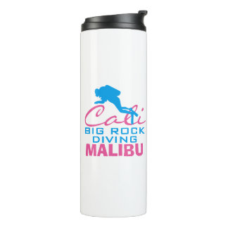 Big Rock Diving Malibu Thermal Tumbler
