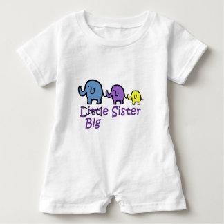 Big Sister Baby Bodysuit