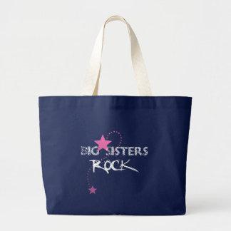Big Sisters Rock Tote