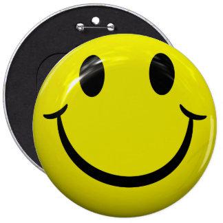 Big Smiley Face Button