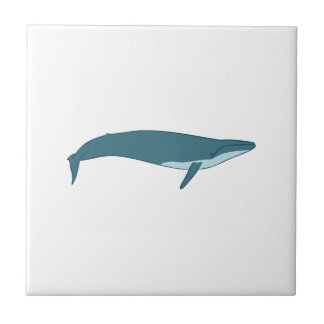 Big whale tile