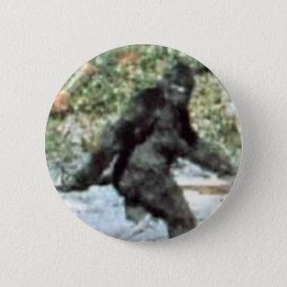 Bigfoot 6 Cm Round Badge