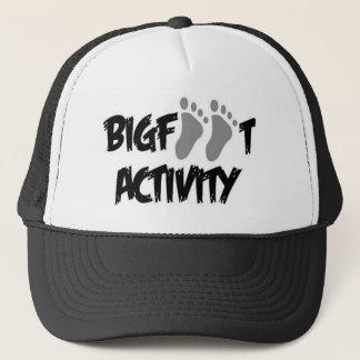 Bigfoot Activity Trucker Cap
