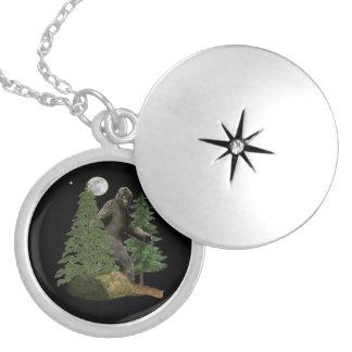 bigfoot products locket necklace