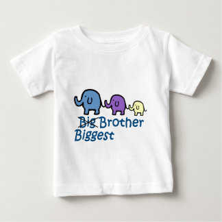 Biggest Brother Baby T-Shirt