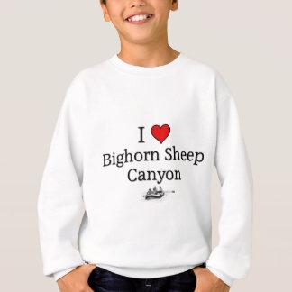 Bighorn Sheep Canyon Sweatshirt