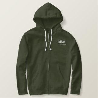 bike, EXTREME Embroidered Hoodie