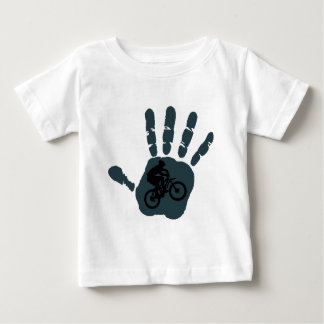 Bike Spread Out Baby T-Shirt