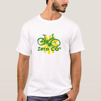 Bike - Zero CO2 T-Shirt